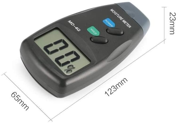Use moisture meter for home inspection to prevent damage